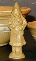 S103 Yellowware Belsnickle Santa